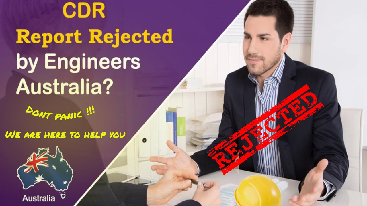 cdr-rejection,-a-common-problem